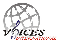 Voices International Logo